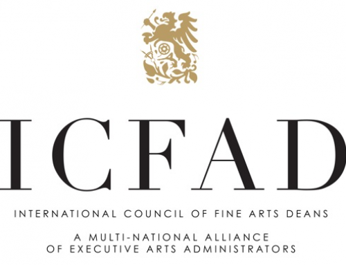 International Council of Fine Arts Deans Conference