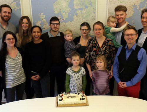 Welcome Norway, welcome Musikkteaterhøyskolen!