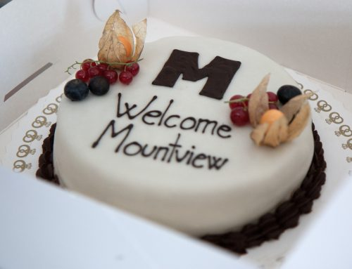 Welcome Mountview!