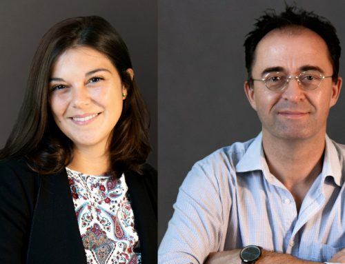 New members of our team: Silvia and Marc